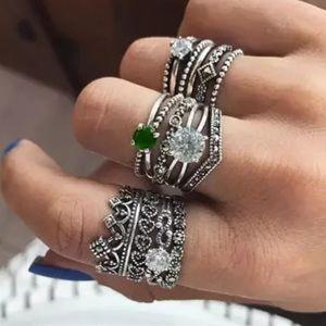 Jewelry - Anastasia Rings Set